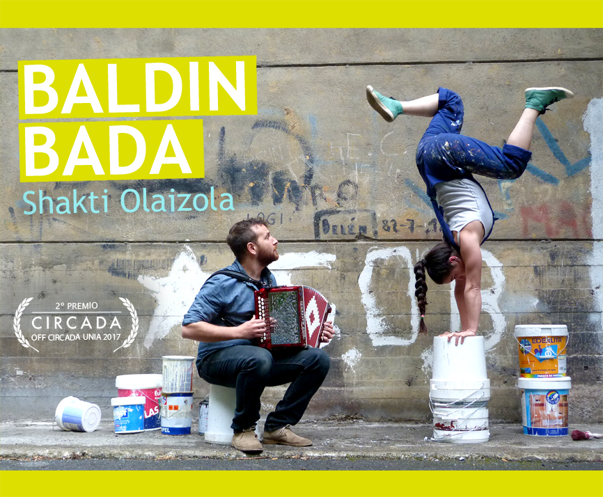Kultur Errota - BALDIN BADA - SHAKTI OLAIZOLA