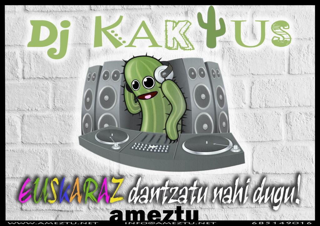 Kultur Errota - Euskaraz dantzatu nahi dugu - Ameztu antzerkia
