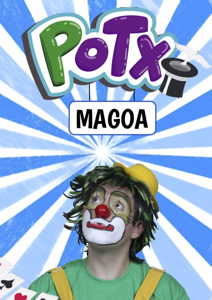 Kultur Errota - Potx magoa - Potx magoa