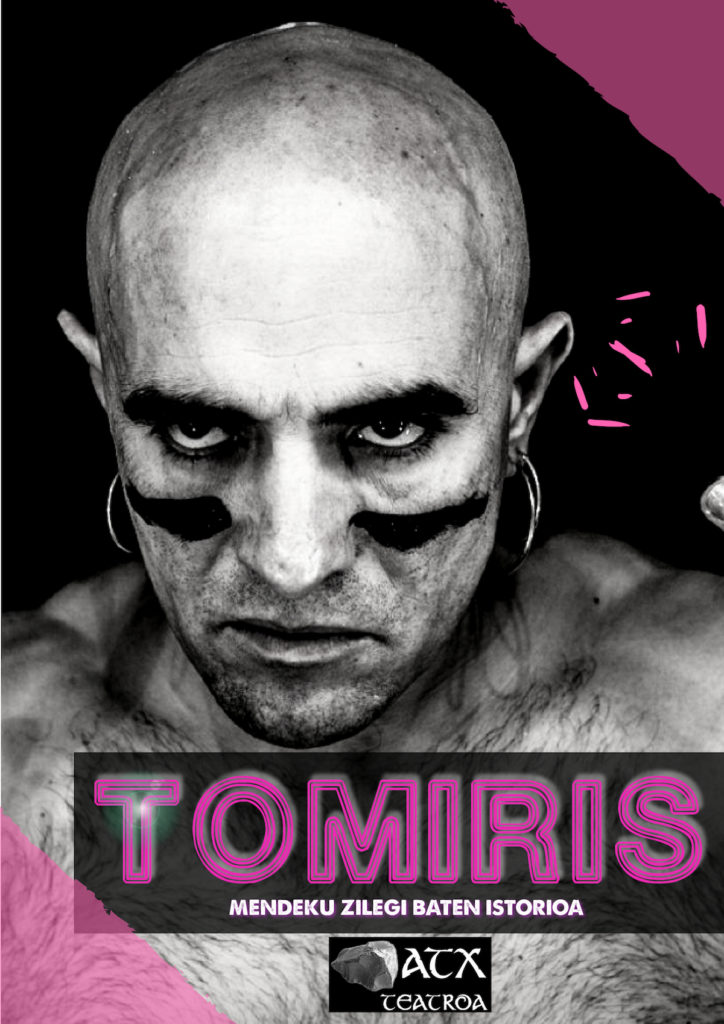 Kultur Errota - TOMIRIS - ATX Teatroa