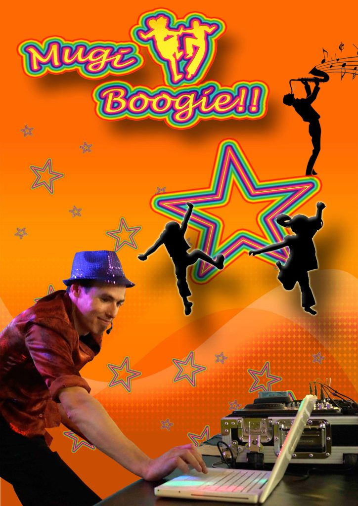 Kultur Errota - Mugi Boogie! - Nai